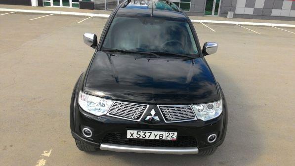 Mitsubishi Pajero Sport 2010 - отзыв владельца