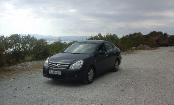 Nissan Almera 2014 - отзыв владельца