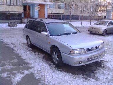 Nissan Avenir Salut 1998 отзыв автора | Дата публикации 16.02.2015.