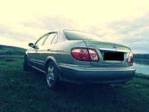 Nissan Bluebird Sylphy 2000 отзыв владельца | Дата публикации: 27.05.2015