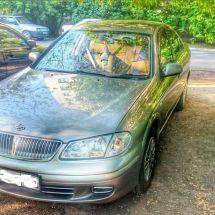 Nissan Bluebird Sylphy 2001 отзыв владельца | Дата публикации: 19.09.2015