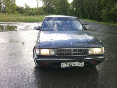 Nissan Cedric, 1991