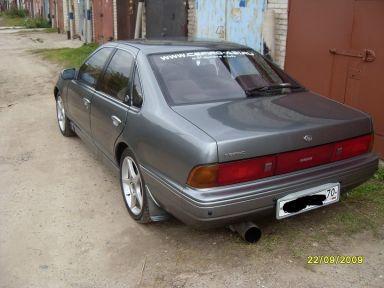 Nissan Cefiro 1988 отзыв автора | Дата публикации 15.03.2011.