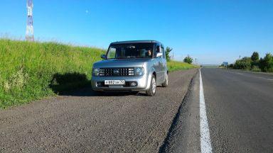 Nissan Cube 2003 отзыв автора | Дата публикации 28.05.2014.