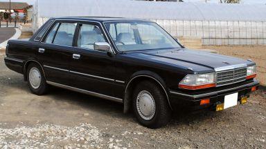 Nissan Gloria 1983 отзыв автора | Дата публикации 05.07.2015.