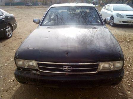 Nissan Gloria 1992 - отзыв владельца