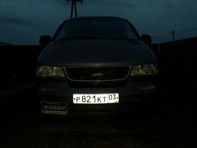 Nissan Largo 1996 отзыв автора | Дата публикации 10.07.2015.