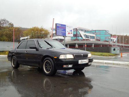 Nissan Laurel 1996 - отзыв владельца