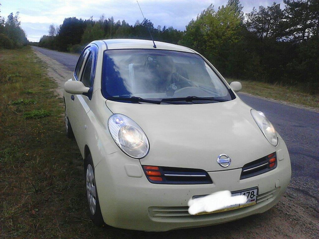nissan micra отзывы об авто