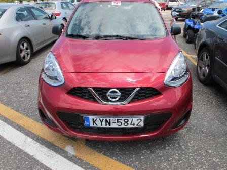 Nissan Micra 2015 - отзыв владельца