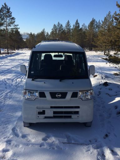 Nissan NV100 Clipper, 2012