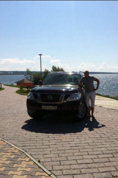 Nissan Patrol, 2011