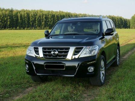 Nissan Patrol 2012 - отзыв владельца