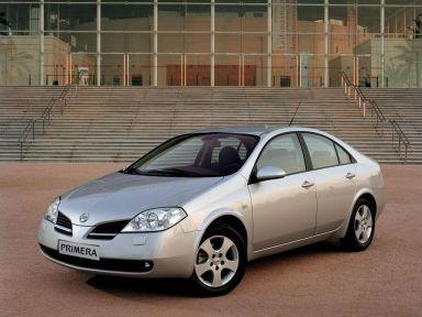 Nissan Primera 2002 отзыв автора | Дата публикации 06.07.2015.