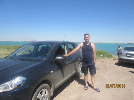 Nissan Qashqai 2010 - отзыв владельца