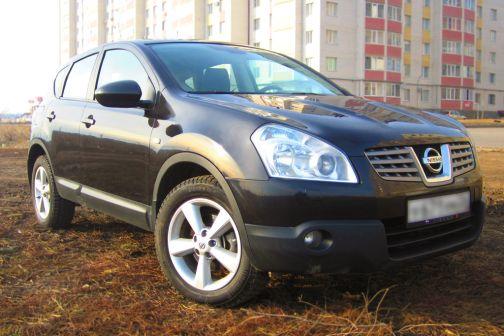 Nissan Qashqai 2008 - отзыв владельца