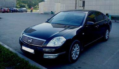 Nissan Teana 2007 отзыв автора | Дата публикации 23.09.2015.