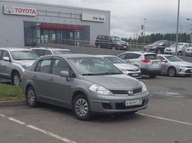 Nissan Tiida 2008 отзыв автора | Дата публикации 29.09.2015.