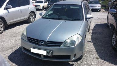 Nissan Wingroad 2002 отзыв автора | Дата публикации 19.05.2015.