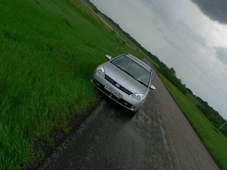 Nissan Wingroad 2003 - отзыв владельца