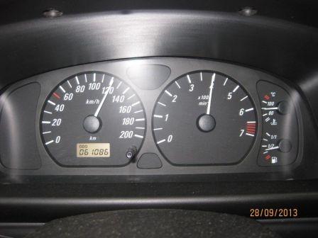 Opel Agila 2002 - отзыв владельца