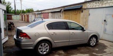 Opel Astra 2010 отзыв автора | Дата публикации 17.06.2015.