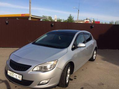 Opel Astra 2010 отзыв автора | Дата публикации 24.06.2015.