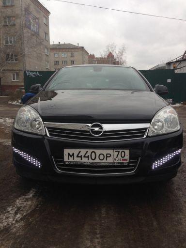 Opel Astra 2010 отзыв автора | Дата публикации 19.10.2015.
