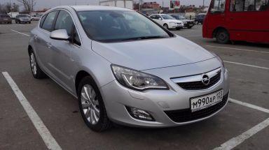 Opel Astra 2010 отзыв автора | Дата публикации 15.11.2015.