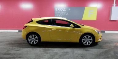 Opel Astra GTC, 0