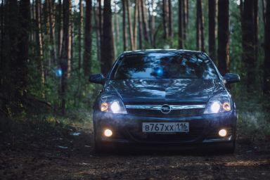 Opel Astra GTC 2007 отзыв автора | Дата публикации 05.11.2015.
