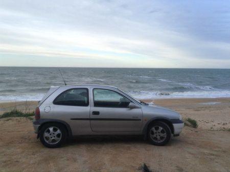 Opel Corsa 1999 - отзыв владельца