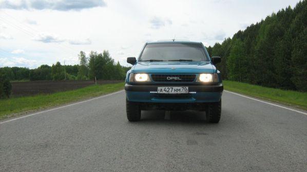 Opel Frontera 1994 - отзыв владельца
