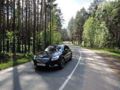 Opel Insignia 2013 отзыв автора | Дата публикации 03.12.2013.