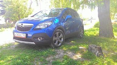 Opel Mokka 2013 отзыв автора | Дата публикации 08.09.2014.