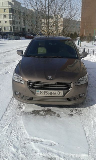 Peugeot 301 2014 отзыв автора | Дата публикации 03.09.2015.