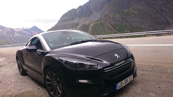 Peugeot RCZ 2014 - отзыв владельца