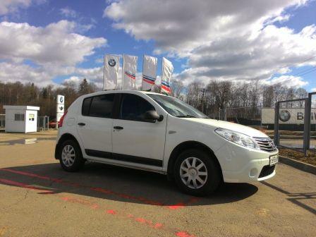 Renault 11 2013 - отзыв владельца