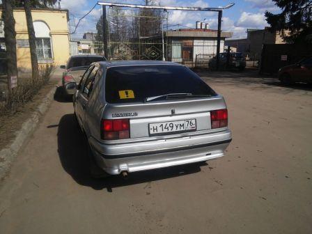 Renault 19 1991 - отзыв владельца