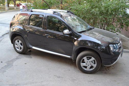 Renault Duster 2015 - отзыв владельца
