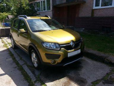 Renault Sandero Stepway, 2015
