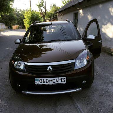 Renault Sandero Stepway, 0