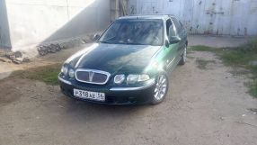 Rover 45, 2000