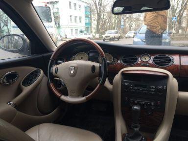 Rover 75, 0