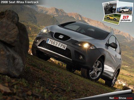 SEAT Altea 2012 - отзыв владельца