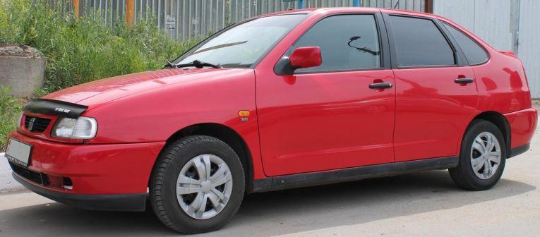 SEAT Cordoba 1999 - отзыв владельца