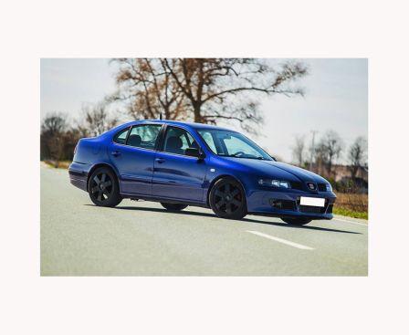 SEAT Toledo 2001 - отзыв владельца