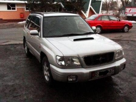 Subaru Forester 2000 - отзыв владельца