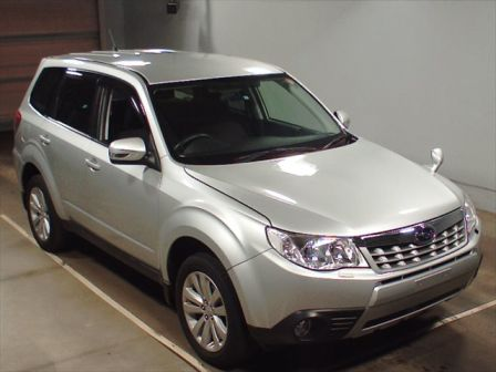 Subaru Forester 2011 - отзыв владельца
