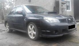Subaru Impreza WRX, 2006
